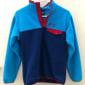 Boys XL / Women's XS Patagonia Synchilla